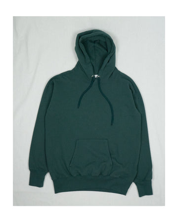 Nanamica Hooded Pullover Sweat Green