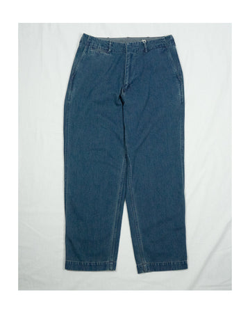 Nanamica Denim Wide Pant