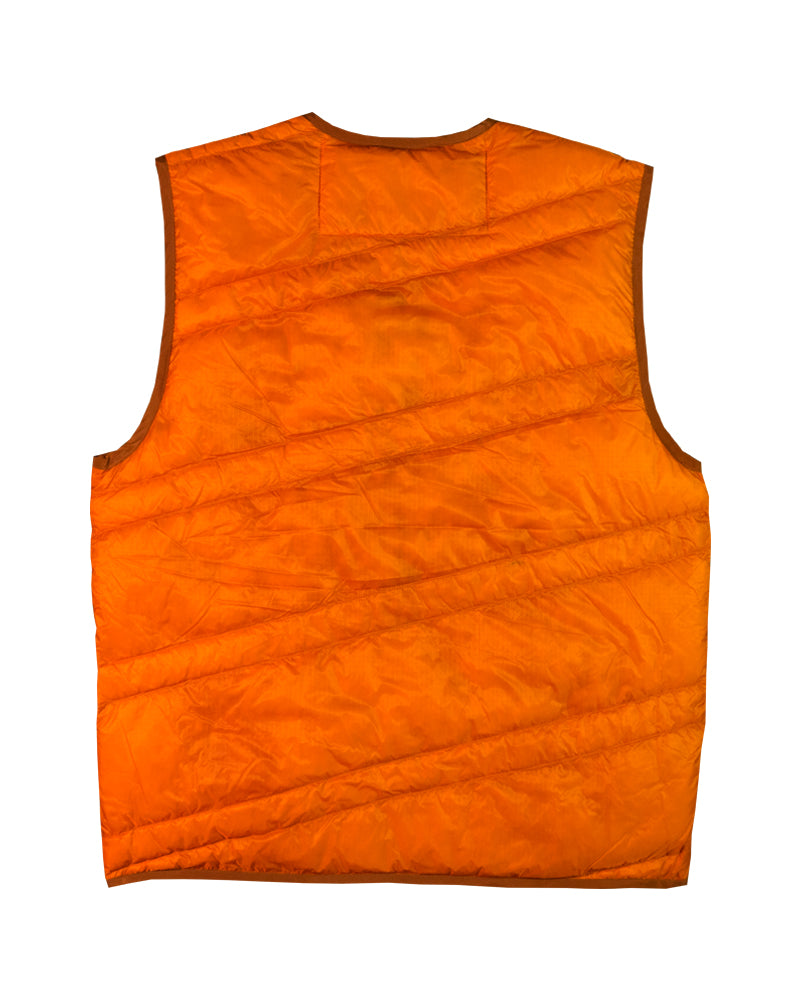 Nanamica Down Vest Orange