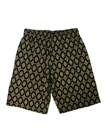 Needles Basketball Short Navy Jacquard