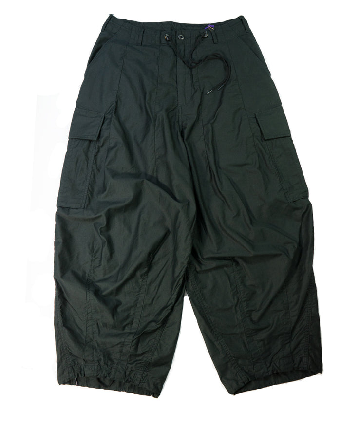 Needles H.D Pant BDU Black