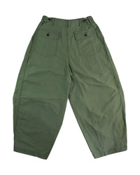 Needles H.D Pant Fatigue Olive