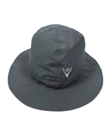 South2 West8 Crusher Hat C/N Grosgrain Charcoal