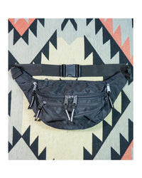 Indispensable Waist Bag  Black