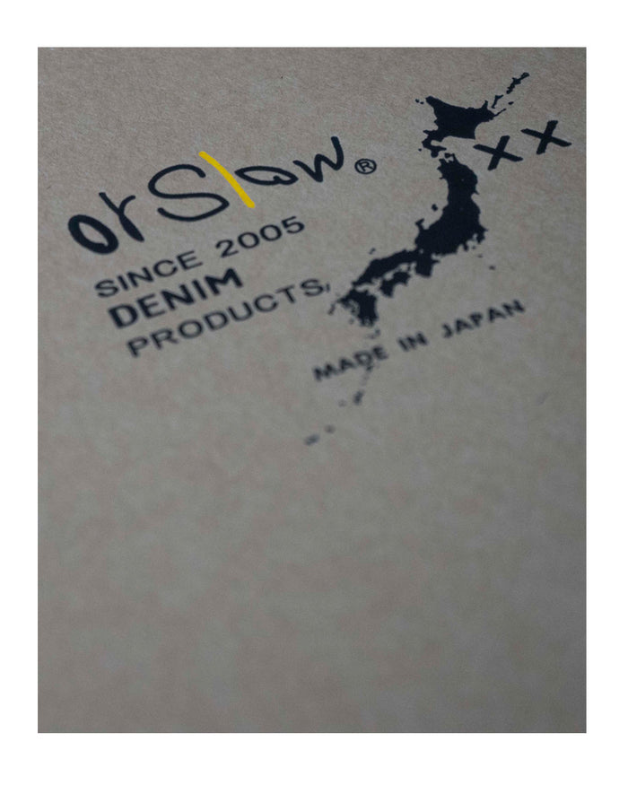 orSlow Brand Book