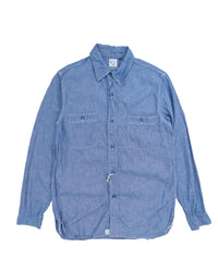 Orslow work Shirt Chambray