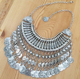 Zahli Turkish Coin Necklace