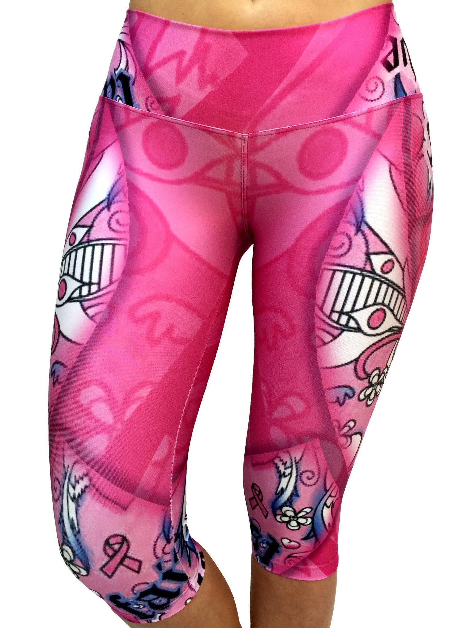Hope Capri - Leggings - Butterfly Armor