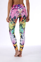 Colorful Craze - Leggings - Butterfly Armor