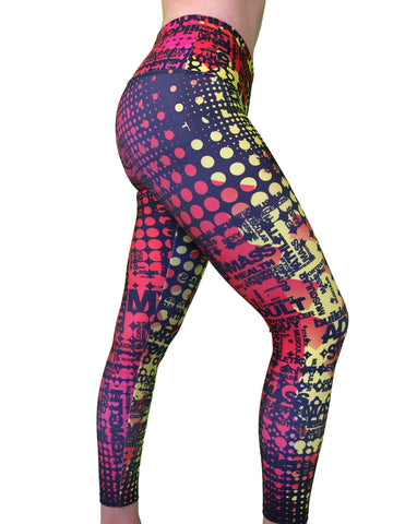 Dazzle - Leggings - Butterfly Armor