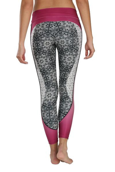 Diamond Pink {Pre-order} - Leggings - Butterfly Armor