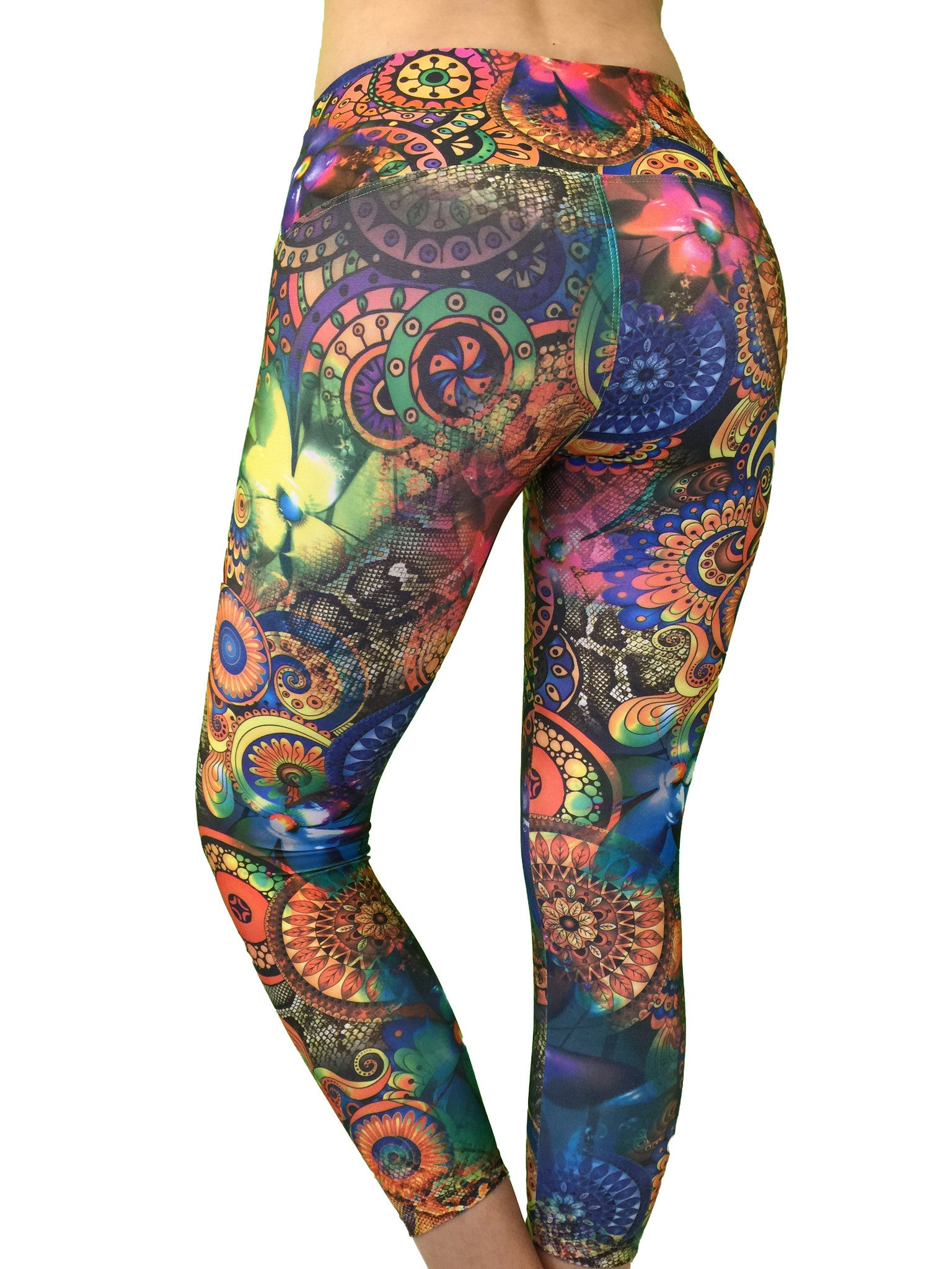 Essence - Leggings - Butterfly Armor