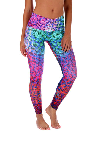 Sweet Escape - Leggings - Butterfly Armor