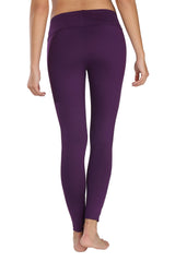 Moto Mesh Purple {Pre-order} - Leggings - Butterfly Armor