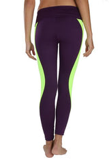 Sporty Purple {Pre-order} - Leggings - Butterfly Armor