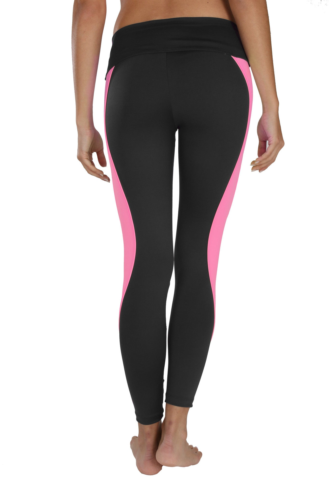 Sporty Pink {Pre-order} - Leggings - Butterfly Armor