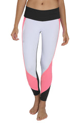 Sporty Pink - Leggings - Butterfly Armor