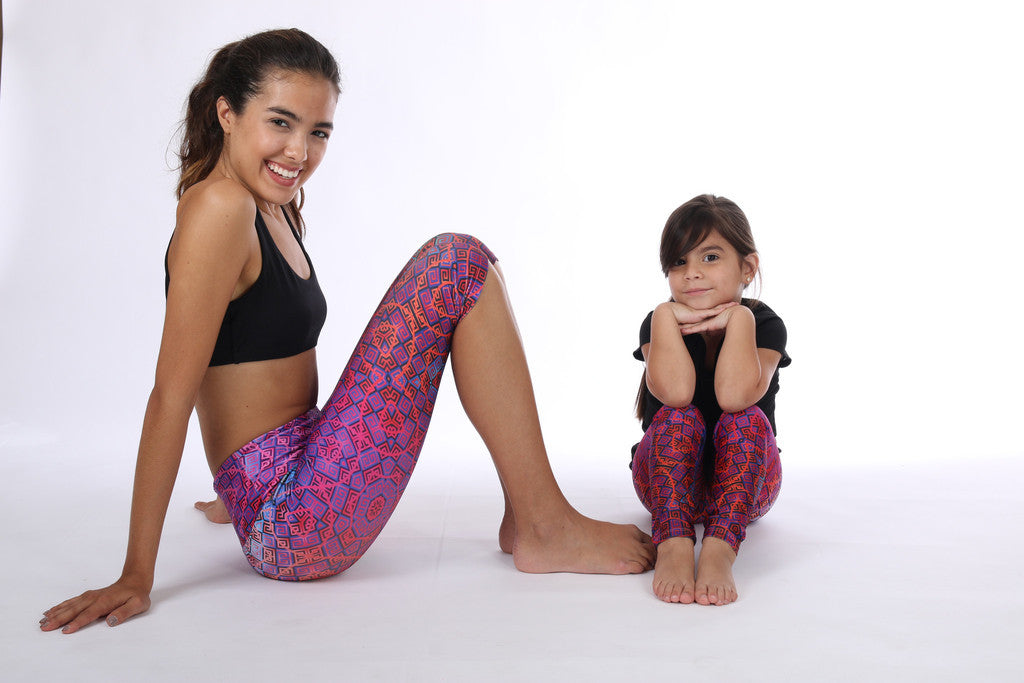 Sweet Escape Girls - Leggings - Butterfly Armor