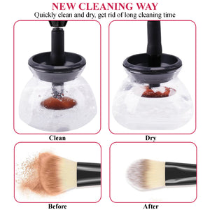 Professional Makeup Brush Cleaner