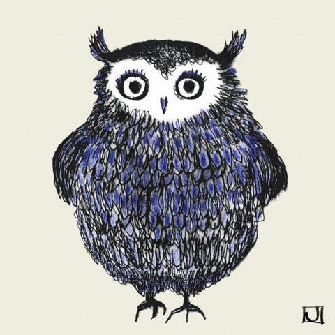 Small Blue Owl