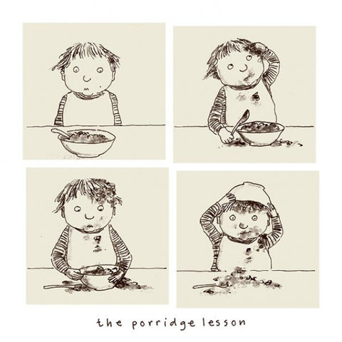 The Porridge Lesson-original