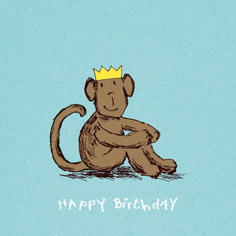 Little Monkey's Birthday