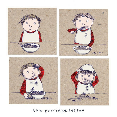 The Porridge Lesson - new version