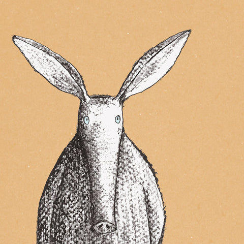 On Being An Aardvark