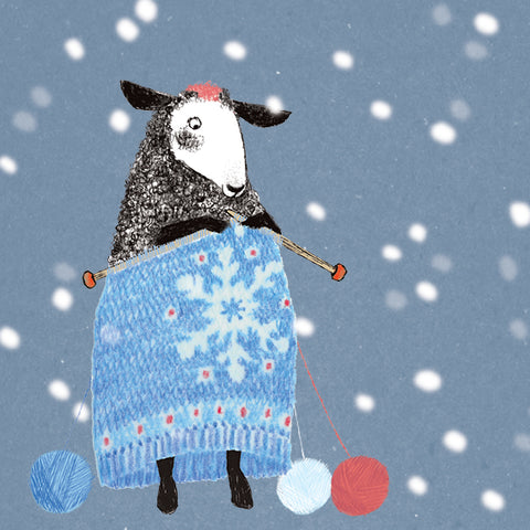 Winter Woolly