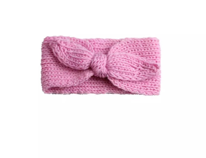 Knit Knot Headband