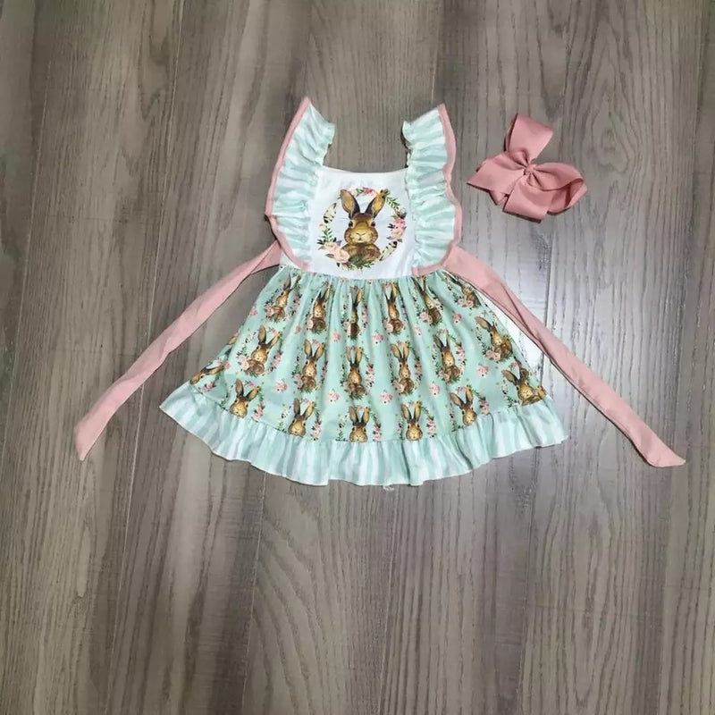 Peter Rabbit Dress Set