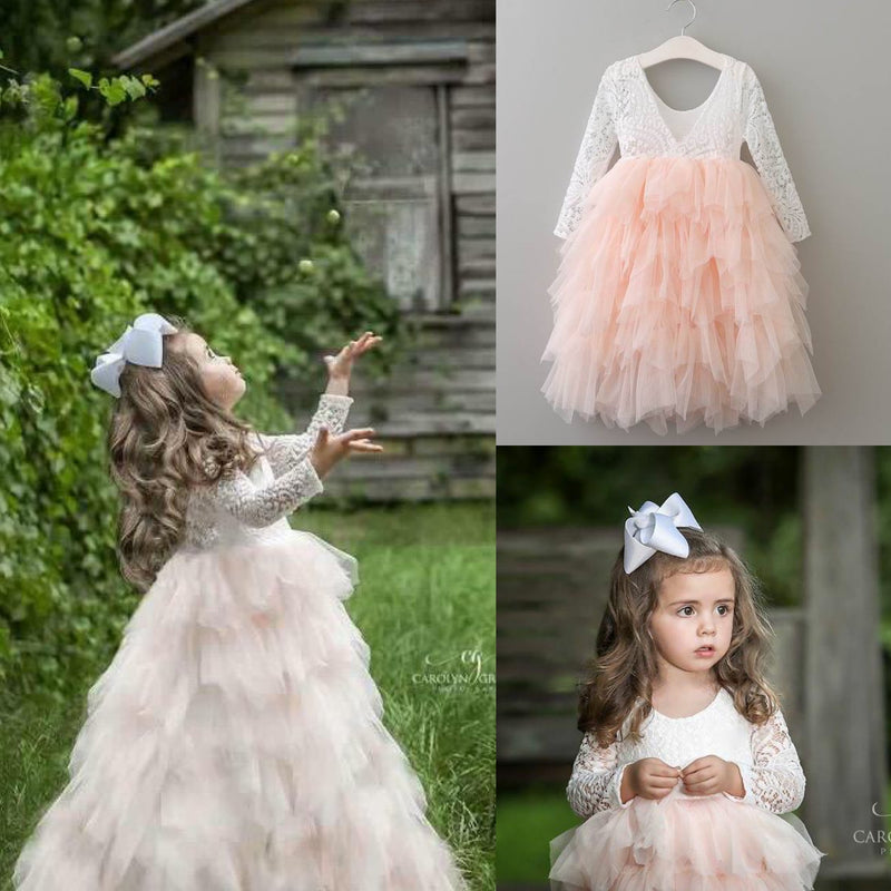 Dreams Dress (blush)