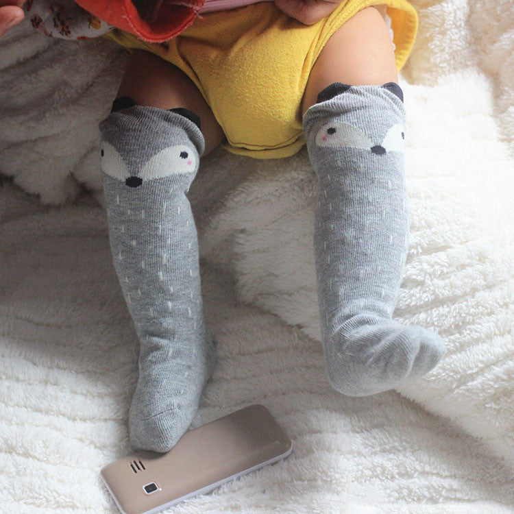 Fox in Socks Set (Two Pairs)