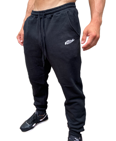 Long Island Strong Mens Jogger Sweatpants (Black)