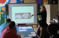 Preschool Orientation: Brain basics for parents