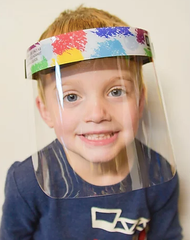 DuoKids face shield