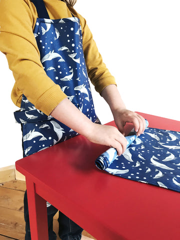 Whale Aprons - Maitri Learning