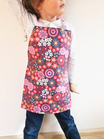Plum Flower Aprons - Maitri Learning