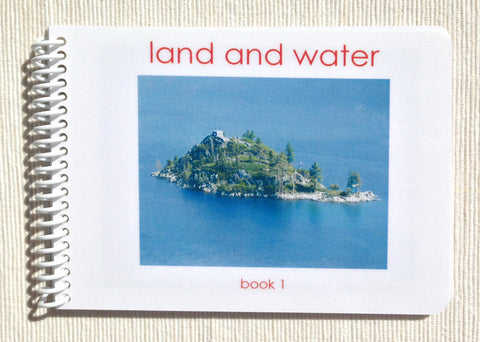 Imperfect Land & Water 1 Book - Maitri Learning