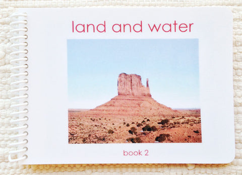 Imperfect Land & Water 2 Book - Maitri Learning