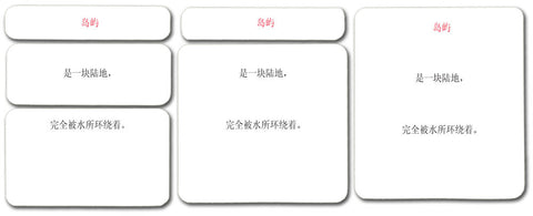 Chinese Land & Water 1 Definitions - Maitri Learning  - 1