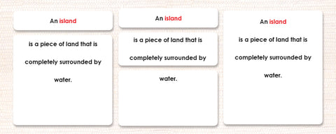 Land & Water 1 Definitions