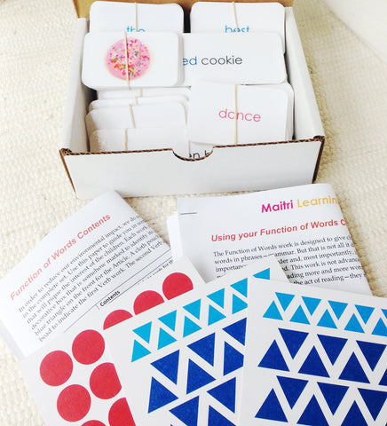 Grammar Set - Maitri Learning  - 1