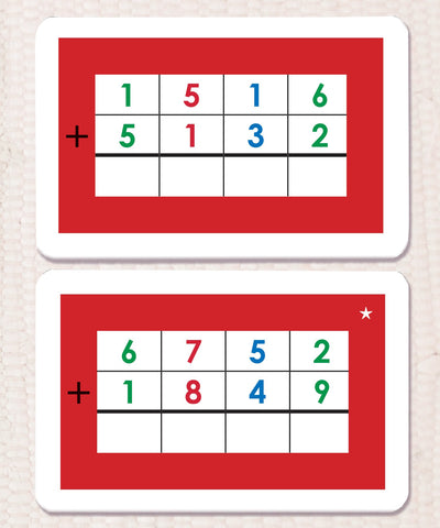 Imperfect Addition Equations - Maitri Learning