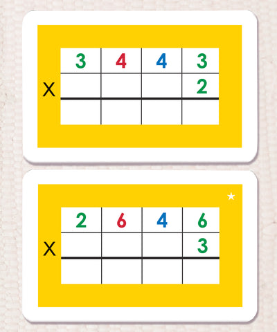 Multiplication Equations - Maitri Learning