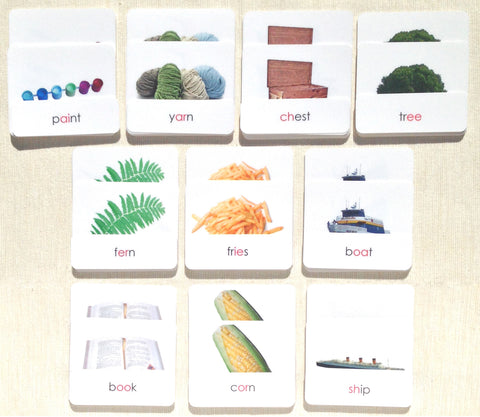 Phonetic Level 3 Set: Traditional Phonograms - Maitri Learning
