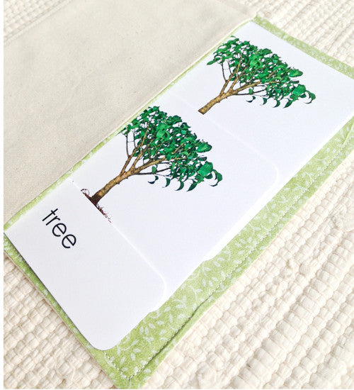 Montessori Quot Parts Of Quot The Tree Reading Classification