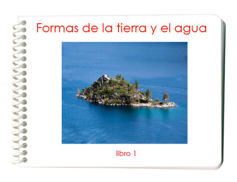 Imperfect Spanish Land & Water 1 Book - Maitri Learning