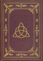 "Wiccan Journal, Hardcover 6"" x 8"" - 100 Pages - Unlined"