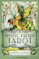 Mystic Faerie (book and deck) by Ravenscroft & Moore